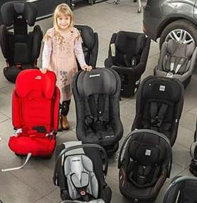 Flughafentaxi Wien-Kindersitze
